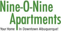 909 Apartments logo